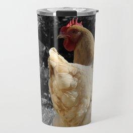 Another Dramatic Chicken Travel Mug