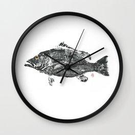 Snapper Wall Clock
