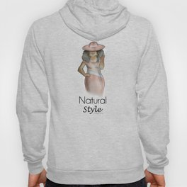 Natural Style Hoody