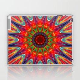 Colors kaleidoscope pattern Laptop & iPad Skin