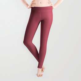 Ripe raspberry Leggings