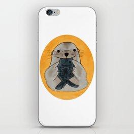 Fishy Seal iPhone Skin