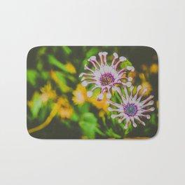 african daisybush flower Bath Mat