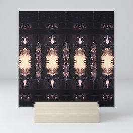 Lanterns of Somerville Mini Art Print
