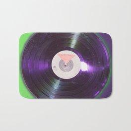 Record  Bath Mat