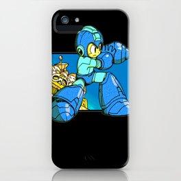 Mega-Buster iPhone Case