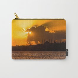 Istambul's Sunset Carry-All Pouch
