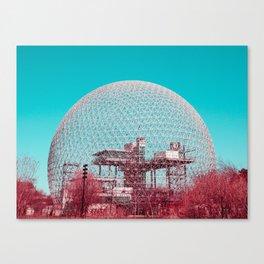 Surreal Montreal #6 Canvas Print