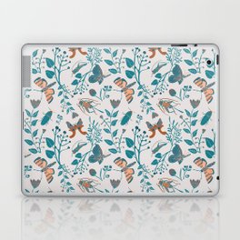 Insects and Moths Frolicking in the Day Laptop & iPad Skin