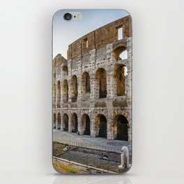 The Colosseum of Rome iPhone Skin