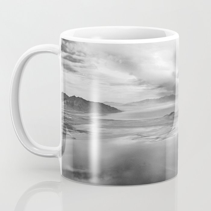 Clouds Over Utah Coffee Mug