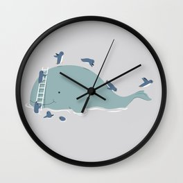 The Greatest Slide Wall Clock