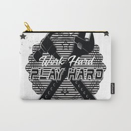 WorkHard&PLAYHARD Carry-All Pouch