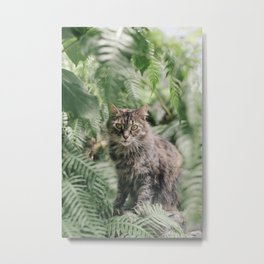 Marlee three Metal Print