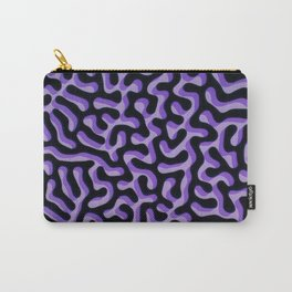 zoo purple Carry-All Pouch
