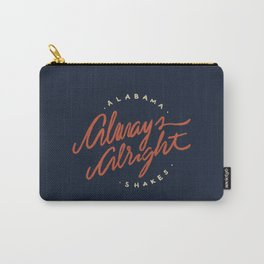 Alabama Shakes Carry-All Pouch