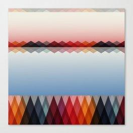 Summer Horizons Canvas Print