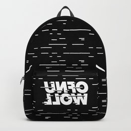 Unfollow Backpack