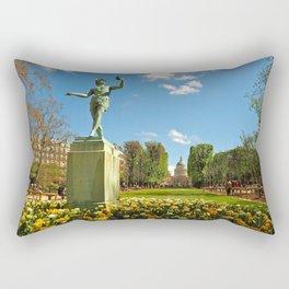 Jardin du Luxembourg Rectangular Pillow