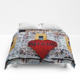 Buffalo Urban statement Comforters