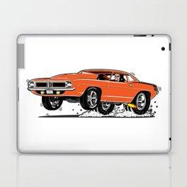 1972 Cuda Laptop & iPad Skin