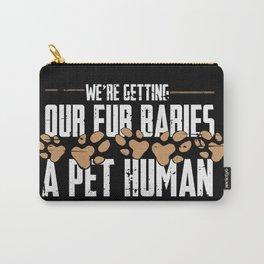 Fur Babies Pet Carry-All Pouch