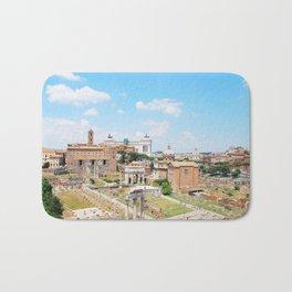215. Roman Forum View, Rome Bath Mat