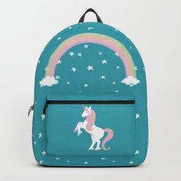 It's magic! Unicorn Backpack