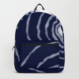 Spiral shibori Backpack