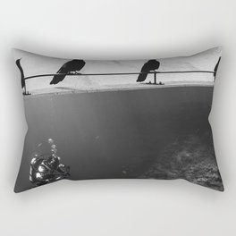 IN SEARCH OF... Rectangular Pillow