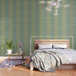 Joyful squares and funny circles Wallpaper