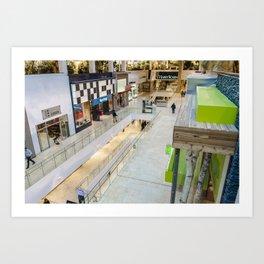 The Mall Art Print