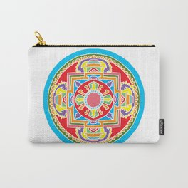 The Mandala Carry-All Pouch