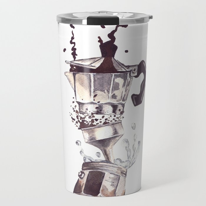 If all else fails, Coffee! Travel Mug