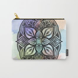 Watercolor mandala Carry-All Pouch