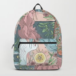 The Two Sides of You Backpack