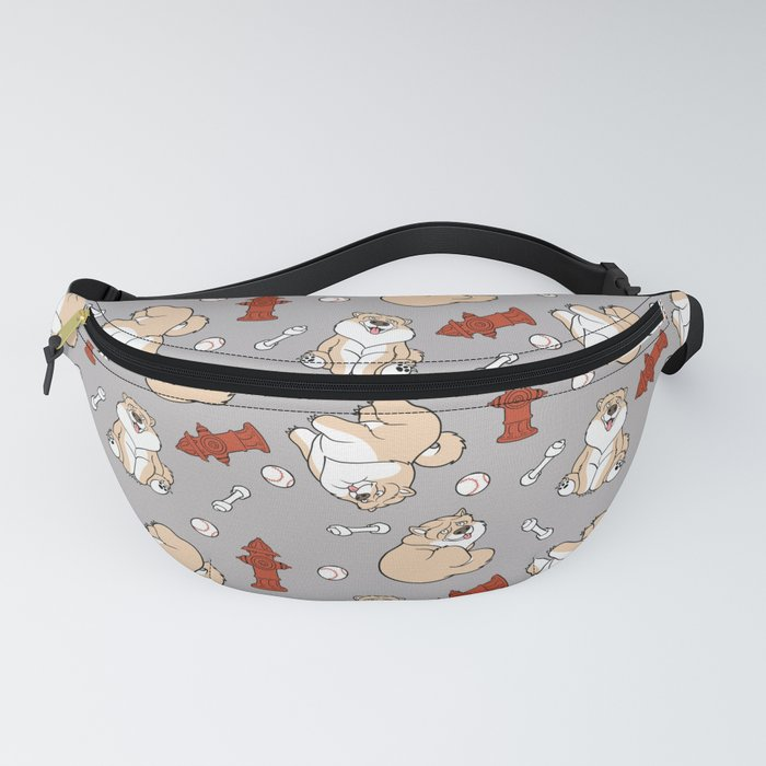 Gordon the Chow Chow Fanny Pack