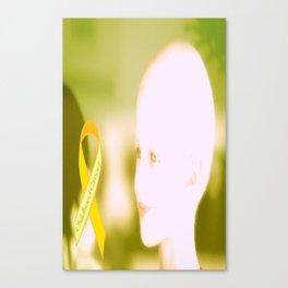 Golden Child Canvas Print