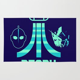 Neon Player One Rug