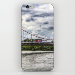 Chelsea Bridge London iPhone Skin