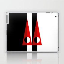 A GEOMETRICAL SUSPECT Laptop & iPad Skin