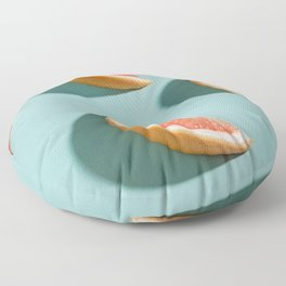 Grapefruit Floor Pillow