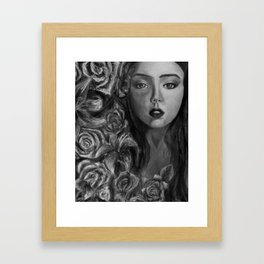 Mother Nature Emerging Framed Art Print