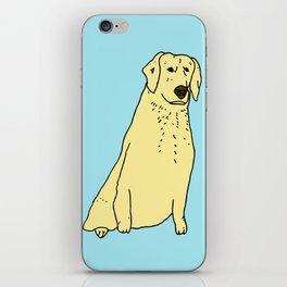 Proud Dog iPhone Skin
