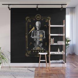 Death XIII Tarot Card Wall Mural