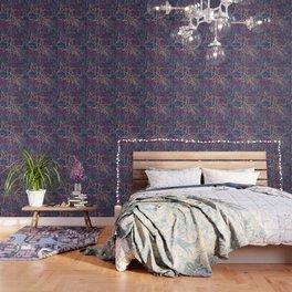 Purple Veins (1) Wallpaper