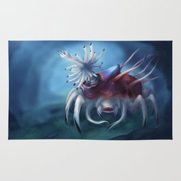 Pale Sea Devil Rug