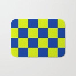 europe police colors Bath Mat