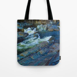 On route to Ucluelet on Vancouver Island, BC Tote Bag
