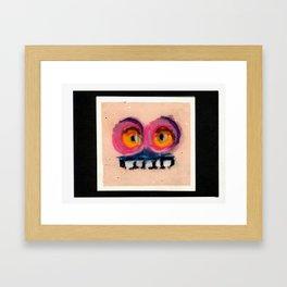 Ruobott Serie Framed Art Print